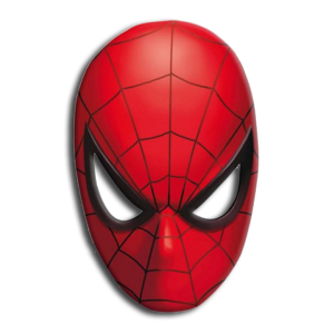 masque-imprime-spiderman-x6